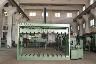 Automatic Hexagonal Gabion Mesh Packing Machine With Hydraulic Oil 120kg